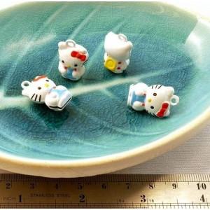 Lot 2 pieces figurine Grelots  D
