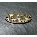 1 piece Oiseau Bronze connecteurs/ links