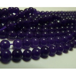 10 jade violet 6mm