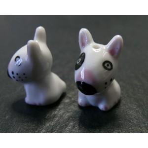 1 piece Céramique petit chien... trop mignon GM