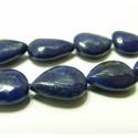 1 Goutte Lapis lazuli grade A Moyen modèle 10*14mm