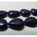 1 Goutte Lapis lazuli grade A Grand modèle 13*18mm
