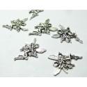10 pieces petites fées VA ref. 2B2546