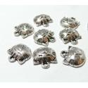 10 pendentifs breloque chat VA ref 152