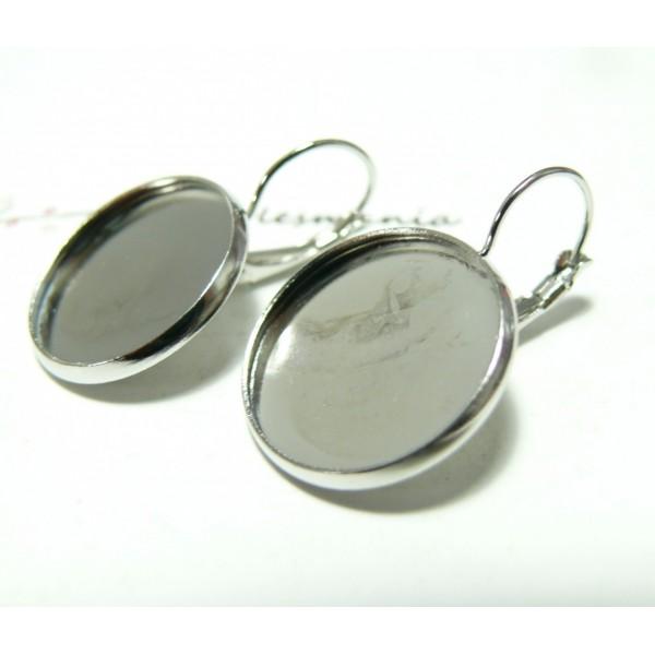 2 supports boucles d 39 oreille pp 10mm - Support pour boucles d oreilles ...
