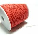 10 mètres élastique fil tressé 0,8mm rouge
