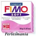 Loisirs créatifs: 1 pain 56g pate polymère FIMO SOFT LAVANDE 8020-62