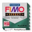 pain 56g pate polymère FIMO EFFECT EMERAUDE effet Metallique 8020-58