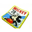 Apprêt mercerie 1 grand patch thermocollant Mickey ref 123