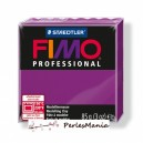 Loisirs créatifs: 1 PAIN PATE FIMO PROFESSIONAL VIOLET 85gr  REF 8004-61