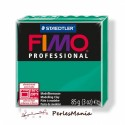 Loisirs créatifs: 1 PAIN PATE FIMO PROFESSIONAL VERT PUR 85gr REF 8004-500