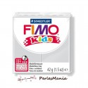 1 PAIN PATE FIMO KIDS GRIS CLAIR 42gr REF 8030-80