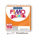 1 PAIN PATE FIMO KIDS ORANGE 42gr  REF 8030-4 MODELAGE