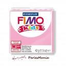 1 PAIN PATE FIMO KIDS ROSE 42gr  REF 8030-25 MODELAGE