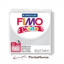 1 PAIN PATE FIMO KIDS GRIS CLAIR 42gr  REF 8030-80 MODELAGE