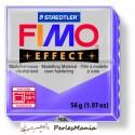 1 pain 56g pate polymère FIMO EFFECT LILAS TRANSPARENTS 8020-604