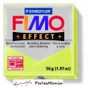 1 pain  56g pate polymère FIMO EFFECT CITRINE 8020-106