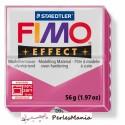 1 pain 56g pate polymère FIMO EFFECT RUBIS QUARTZ 8020-286