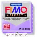 1 pain 56g pate polymère FIMO EFFECT LILAS 8020-605