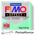 1 pain 56g pate polymère FIMO EFFECT MINT 8020-505