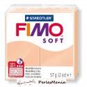 1 PAIN PATE FIMO SOFT CHAIR CLAIR 56 gr REF 8020-43 MODELAGE, pâtes polymères
