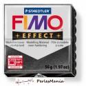 1 pain 56g pate polymère FIMO EFFECT POUSSIERE d ETOILES 8020-903, diy