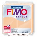 1 pain 56g pate polymère FIMO EFFECT PECHE 8020-405, diy