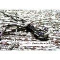 1 m S3152D ruban cordon spaghetti 5mm biais liberty fleuri, DIY