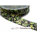 Mercerie 1mètre ruban biais liberty 20mm B9009P