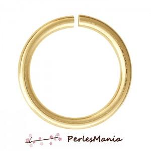 PAX 700 anneaux de jonction DORE 7mm par 0.7mm S11312, DIY