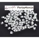 PAX 1000 Cache Noeud ARGENT PLATINE S1115006 pour chaine bille 1.5 mm